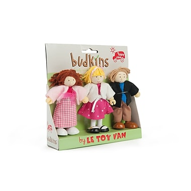 LE TOY VAN BUDKINS BUDKINS FAMILY GIFT PACK