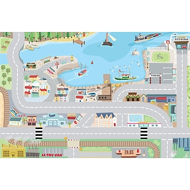 LE TOY VAN MY FIRST HARBOUR PLAYMAT 80 X 120 CM