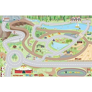 LE TOY VAN MY FIRST COUNTRY PLAYMAT 80 X 120 CM