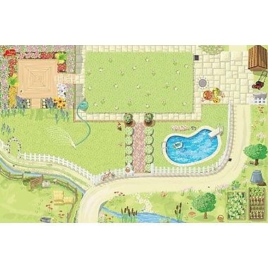 Le Toy Van Dollhouse Playmat, 80 x 120 cm