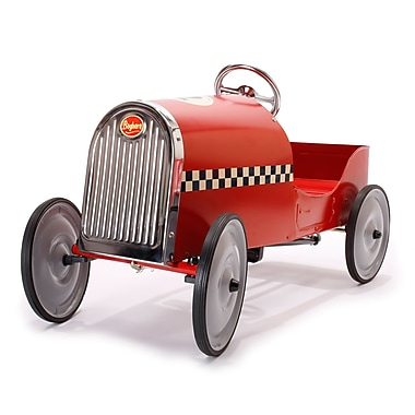 Baghera 1926M Legend Red Pedal Car