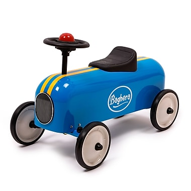 Baghera 803 Racer Blue Metal Ride On