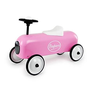 Baghera 804 Racer Pink Metal Ride