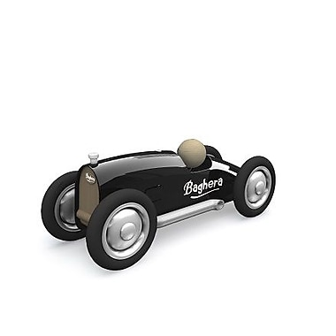 Baghera 410 Roadster Mini Metal Car, Black