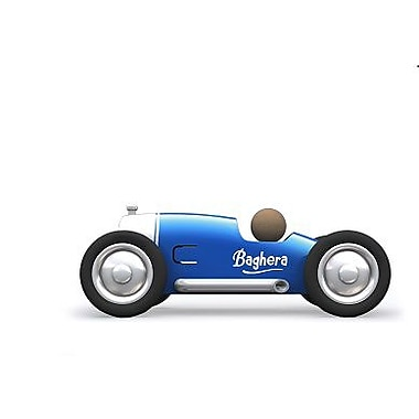 Baghera 412 Roadster Mini Metal Car, Blue