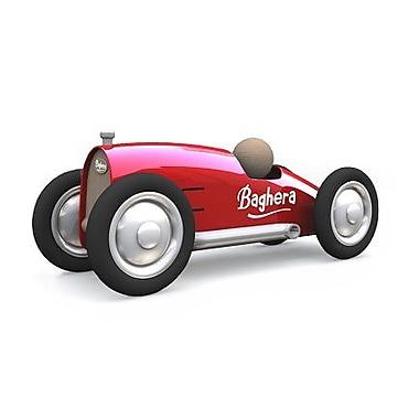 Baghera 413 Roadster Mini Metal Car, Red