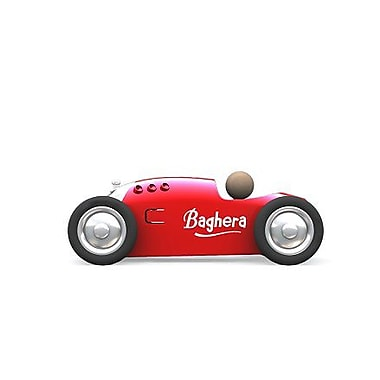 Baghera 420 Rocket Mini Metal Car, Red