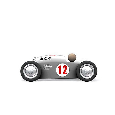 Baghera 422 Rocket Mini Metal Car Silver
