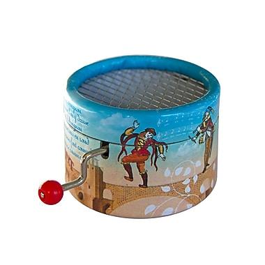 PML BPM118 Pont d'Avignon Hand Crank Musical Box