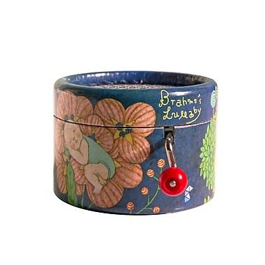 PML BPM165 Brahms Lullaby Hand Crank Musical Box