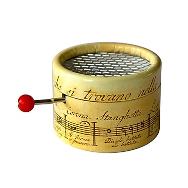 PML BPM135 Vivaldi's Spring Hand Crank Musical Box
