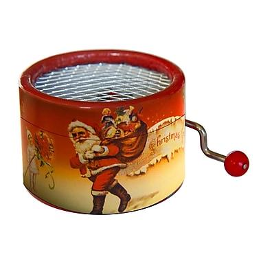 PML BPM147 Silent Night Hand Crank Musical Box