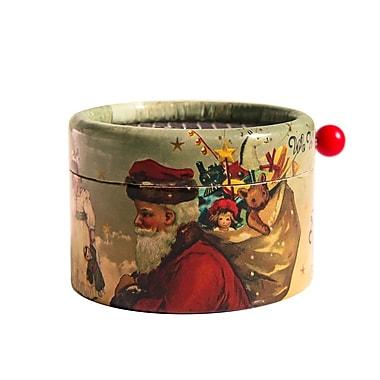 PML BPM156 We wish you a Merry Christmas Hand Crank Musical Box