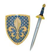 LionTouch Fleur-De-Lis Sword and Shield