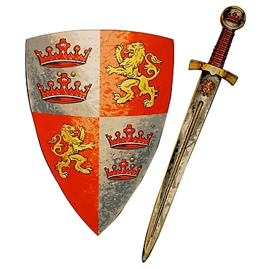 LionTouch Prince Lionheart Sword and Shield