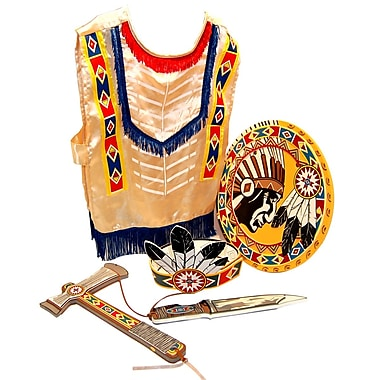 LionTouch Indian Dress Up Costume