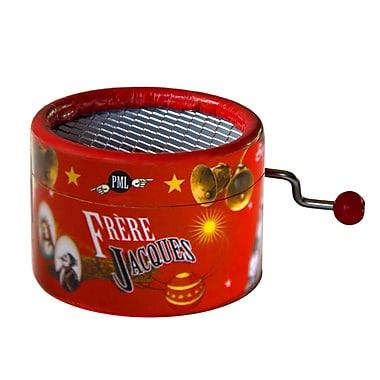 PML BPM117 Freres Jacques Hand Crank Musical Box