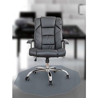 Floortex – Sous-chaise 9Mat Ultimat pour planchers de bois franc, 40 x 40 po