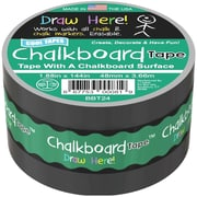 "Beacon Chalkboard Tape, 2"" x 4yd, Black (BBT24)"