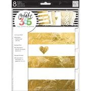 Create 365 Dividers, Gold (DIV-01)