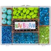 Bead Bazaar Turquoise Dream Chain Reaction Bead Kit (BB507)