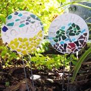 Diamond Tech Crafts Mosaic Garden Stakes Kit (K1595)