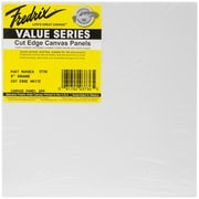 "Tara Fredix 8"" x 8"" Square Cut Edge Canvas Panel (633736)"