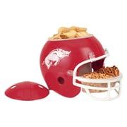 Wincraft NCAA Snack Helmet Chip & Dip Tray; Arkansas