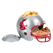 Wincraft NCAA Snack Helmet Chip & Dip Tray; Washington State