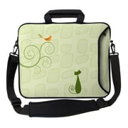 Designer Sleeves Executive Sleeves Patience PC Laptop Bag; 17''