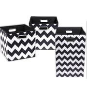 Modern Littles Bold Chevron 3 Piece Organization Bundle Set