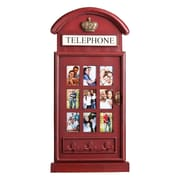 Wildon Home   Kellogg Phone Booth Wall Mount Picture Frame