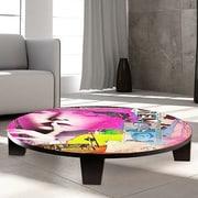 TAF DECOR All Our Reasons Table Art; 35'' W x 35'' D