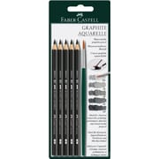 Faber- Castell Graphite Pencil (Pack of 5)