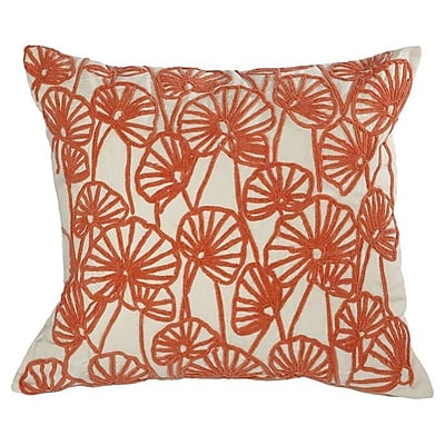 A&B Home Garden Pillow; Cream WYF078277888289