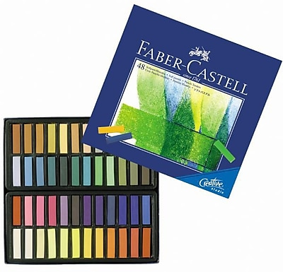 Faber- Castell Creative Studio Soft Pastels (Set of 48) WYF078276471860