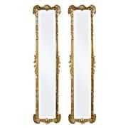 Bassett Mirror Helena Panel Mirror (Set of 2)