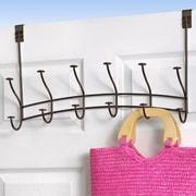 Spectrum Diversified Windsor 6 Hook Rack