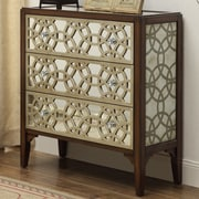 Coast to Coast Imports Marley 3 Drawer Chest