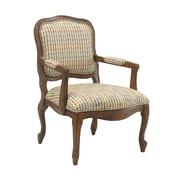Coast to Coast Imports Louis XV Arm Chair