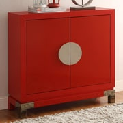 Coast to Coast Imports Rouge 2 Door Cabinet