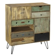 Coast to Coast Imports 2 Door and 6 Drawer Chest