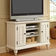 Woodhaven Hill Fortune TV Stand; White