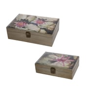 A&B Home 2 Piece Box Set