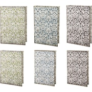 A&B Home Group, Inc French Chic Garden 2 Piece Book Box (Set of 3)