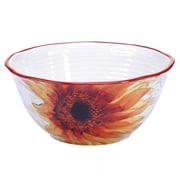 Certified International Paris Sunflower Deep Bowl