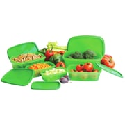 Imperial Home 10-Piece Always Fresh Plastic Food Storage Container Set