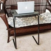 Imperial Home Portable and Foldable Bedside End Table