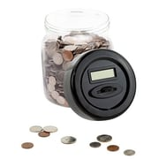 Imperial Home Automatic Digital Money Counting Jar