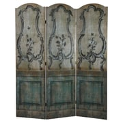 A&B Home Group, Inc 70'' x 59'' 3 Panel Room Divider